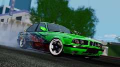 BMW E34 Evil Empire Team