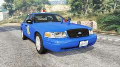 Ford Crown Victoria Police CVPI v2.0 [replace] for GTA 5