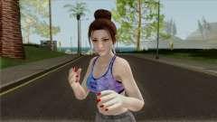 Mai Shiranui Casual for GTA San Andreas
