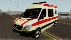 Mercedes-Benz Sprinter Ambulance for GTA San Andreas