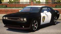 Dodge Challenger SRT8 Police for GTA 4
