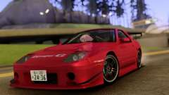 Mazda RX-7 FC3s Touge for GTA San Andreas
