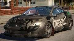 Mitsubishi Eclipse GT PJ3 for GTA 4