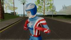 Captain Coulson From Avengers Academy for GTA San Andreas