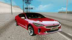 Kia Stinger for GTA San Andreas