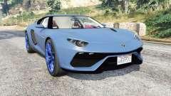 Lamborghini Asterion LPI 910-4 v1.1 [replace] for GTA 5