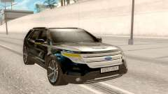 Ford Explorer V for GTA San Andreas