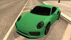 Porsche 911 Turbo S for GTA San Andreas