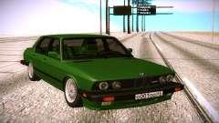 BMW 528E for GTA San Andreas