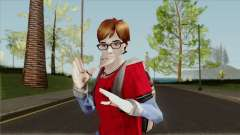 Avengers Academy: Peter Parker for GTA San Andreas