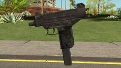 Micro Uzi for GTA San Andreas