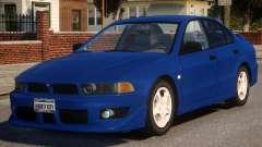 1998 Mitsubishi Galant for GTA 4