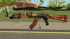 SGW3 AKM for GTA San Andreas