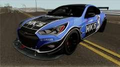 Hyundai Genesis Coupe HKS for GTA San Andreas