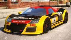 2011 Gumpert Apollo S N3 for GTA 4