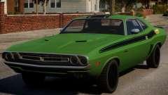 Dodge Challenger 1971 PJ5 for GTA 4