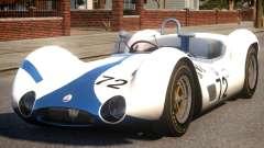 Maserati Tipo 60 Birdcage V.1 for GTA 4
