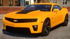 Chevrolet Camaro ZL1 V1.4 for GTA 4