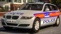 Metropolitan BMW 3 Series Galaxy Version for GTA 4