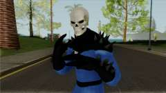 Marvel Heroes Ghost Rider Fantastic 4 for GTA San Andreas