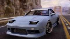 Nissan 180SX for GTA San Andreas