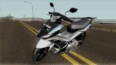 New Jupiter MX STD for GTA San Andreas