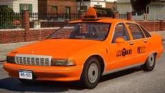 1991 Chevrolet Caprice Taxi v2