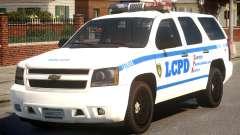 Homeland Security Chevrolet LC for GTA 4
