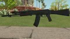 AK-74M LowPoly