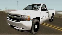Chevrolet Silverado 2008 for GTA San Andreas