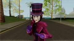 Willy Wonka (Tim Burton Version) for GTA San Andreas