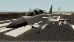Chengdu J-10 Vigorous Dragon for GTA San Andreas