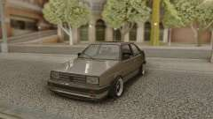 Volkswagen Jetta MK2 Coupe for GTA San Andreas