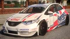 Honda Civic Type R for GTA 4