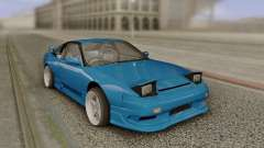 Nissan 180SX Tuning for GTA San Andreas