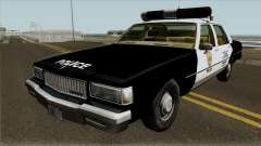Chevrolet Caprice R.P.D 1987 for GTA San Andreas