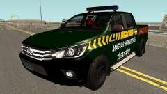Toyota Hillux - Tuzszeresz for GTA San Andreas