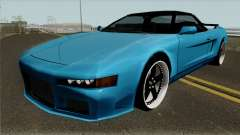 BlueRay Infernus NSX for GTA San Andreas
