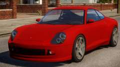 Porsche Mod for GTA 4