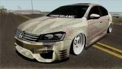 Volkswagen Passat 2011 (Snake) for GTA San Andreas