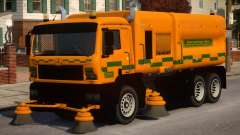 Road Sweeper for GTA 4