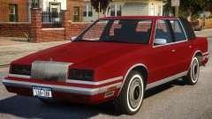 1988 Chrysler New Yorker for GTA 4