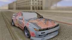 Nissan Skyline GT 1989 Nissan 240SX S13 Onevia for GTA San Andreas