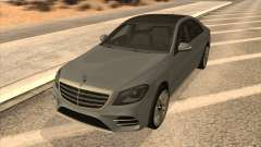 Mercedes-Benz S560 for GTA San Andreas