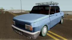 Wartburg 1300 (1989) for GTA San Andreas