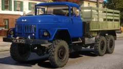 ZiL 131 Original for GTA 4