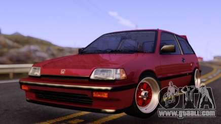 Honda Civic-R for GTA San Andreas