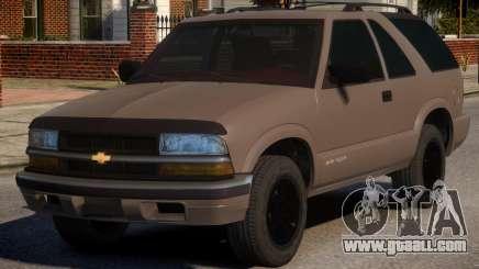 Chevrolet Blazer V1.2 for GTA 4