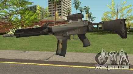 G6 Commando for GTA San Andreas