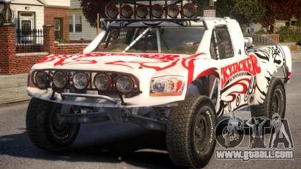 Dodge Ram DiRT2 PJ3 for GTA 4